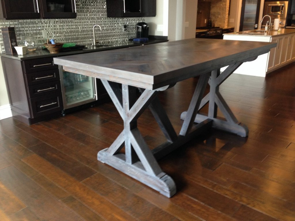 Best ideas about Wood Dining Room Table . Save or Pin Reclaimed Wood Dining Room Table – Loccie Better Homes Now.