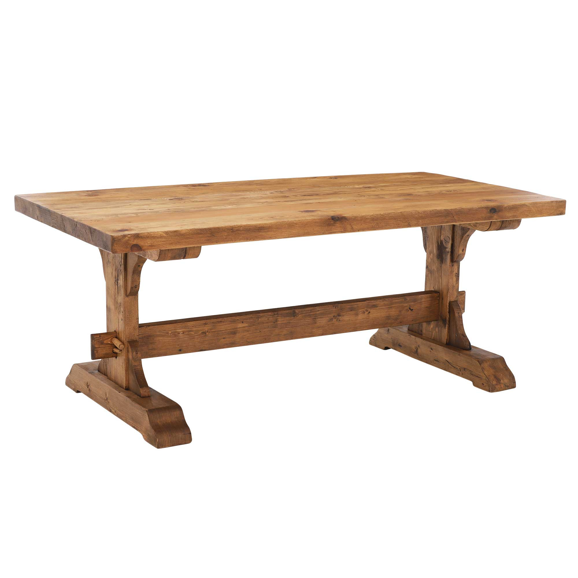 Best ideas about Wood Dining Room Table . Save or Pin Covington Reclaimed Wood Dining Table Tables Now.