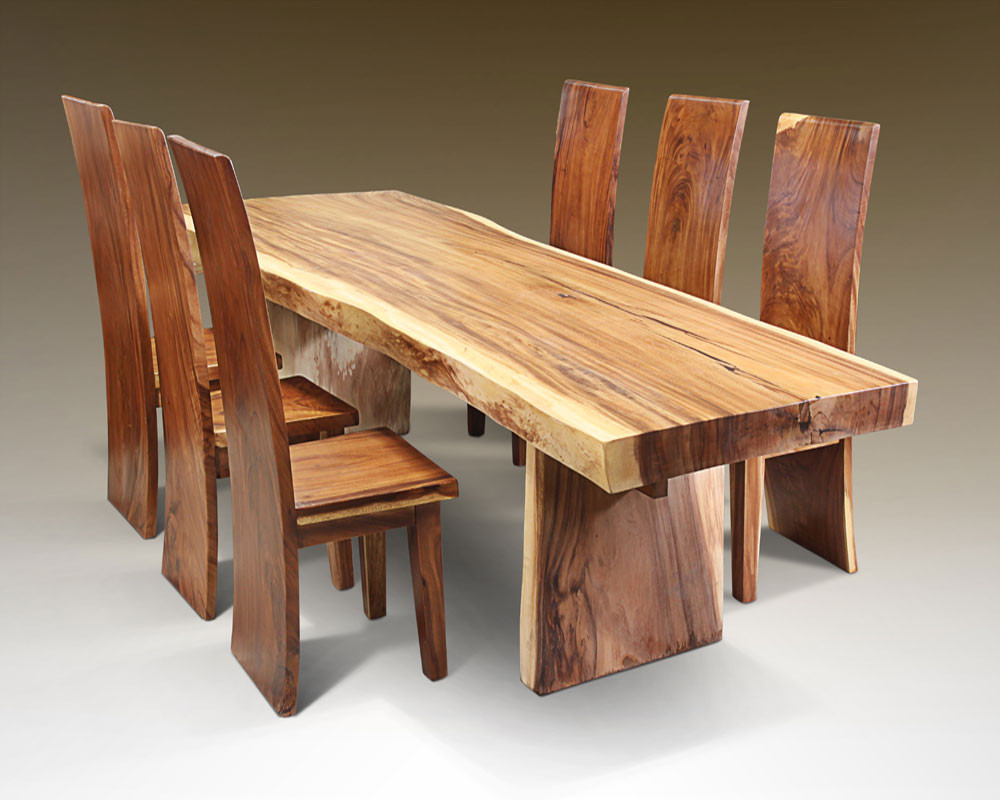 Best ideas about Wood Dining Room Table . Save or Pin IndoGemstone Solid Wood Chairs Now.