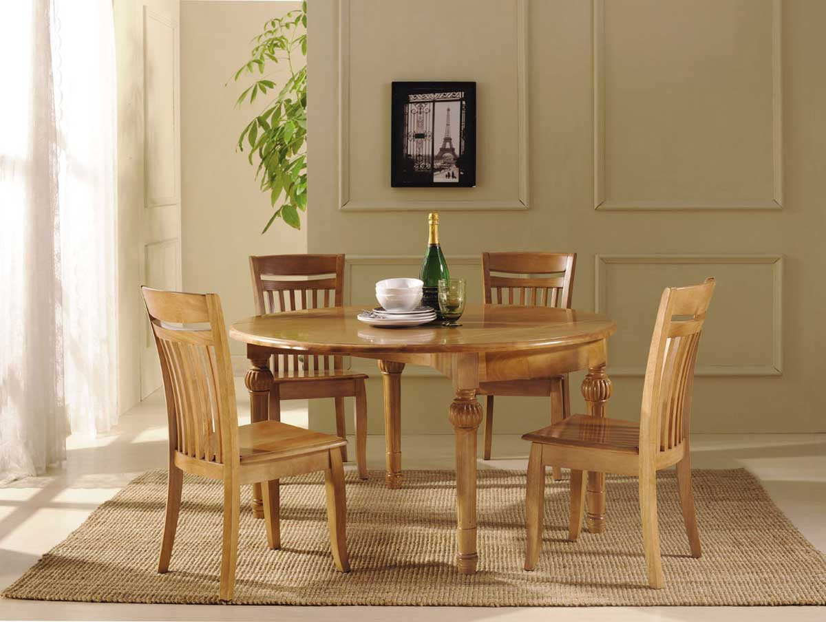 Best ideas about Wood Dining Room Table . Save or Pin Wooden Stylish Dining Room Chairs Amaza Design Now.
