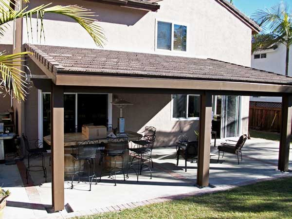 Best ideas about Wood Patio Covers . Save or Pin NC Deck & Patio Patio Cover Gallery Now.