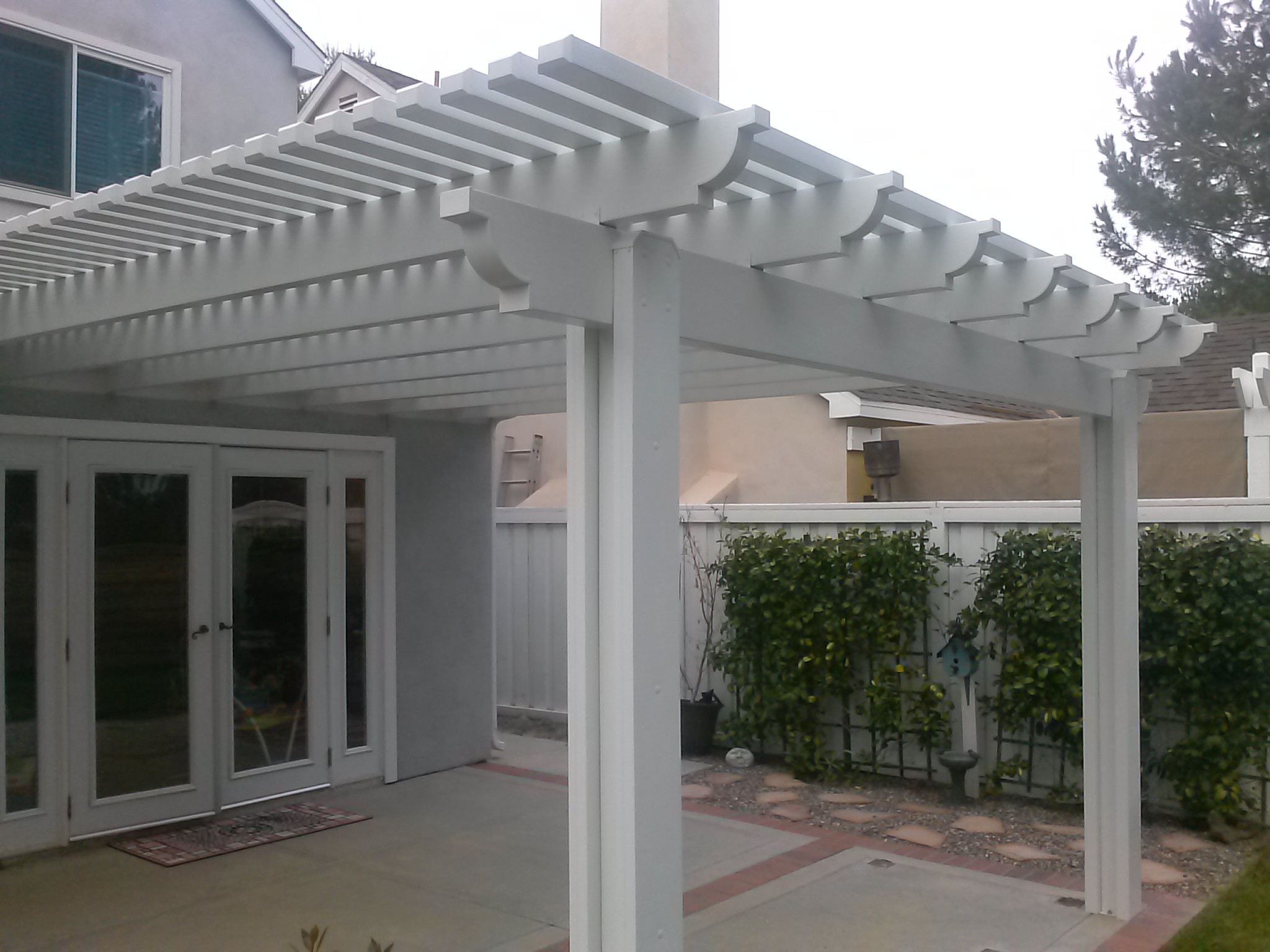 Best ideas about Wood Patio Covers . Save or Pin Orange County Alumawood Patio Covers vs Wood Patio Covers Now.