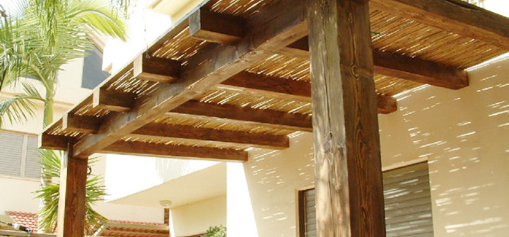 Best ideas about Wood Patio Covers . Save or Pin Wood Patio Covers Now.