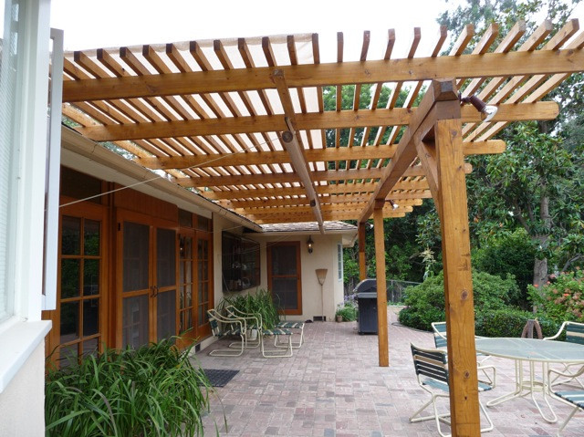 Best ideas about Wood Patio Covers . Save or Pin patio cover Now.