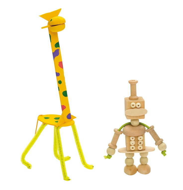 Best ideas about Wooden Craft Ideas For Kids . Save or Pin 94 best images about wood crafts kids on Pinterest Now.