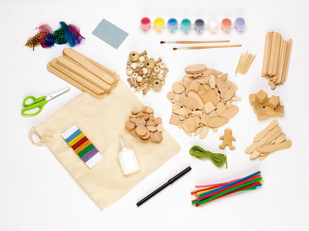 Best ideas about Wooden Craft Ideas For Kids . Save or Pin Creativity For Kids Classic Wood Crafts Giveaway MomStart Now.