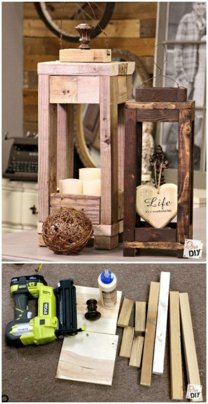 Best ideas about Wooden Craft Ideas For Kids . Save or Pin 20 Impossibly Creative DIY Outdoor Christmas Decorations Now.