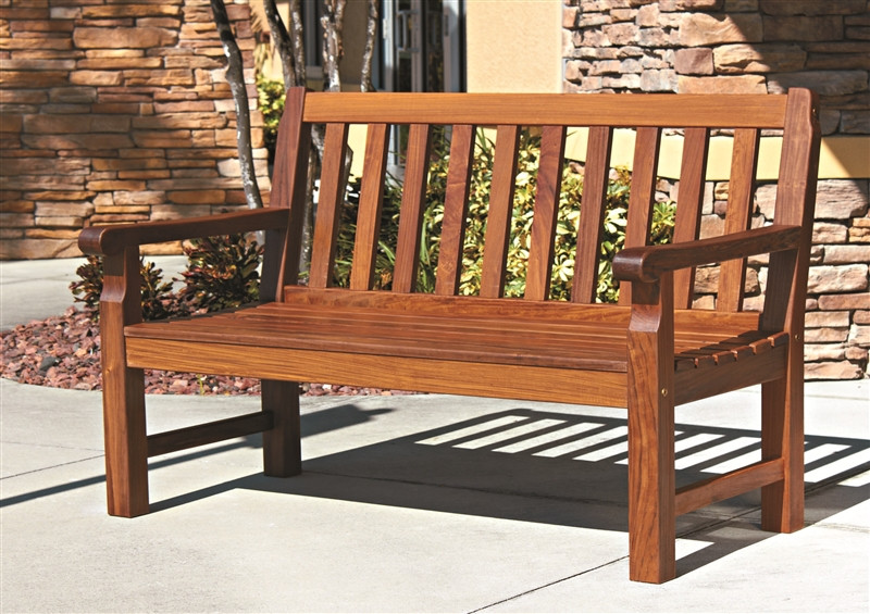 Best ideas about Wooden Patio Furniture . Save or Pin Ipe Wood Outdoor Furniture Ipe Furniture for Patio Now.