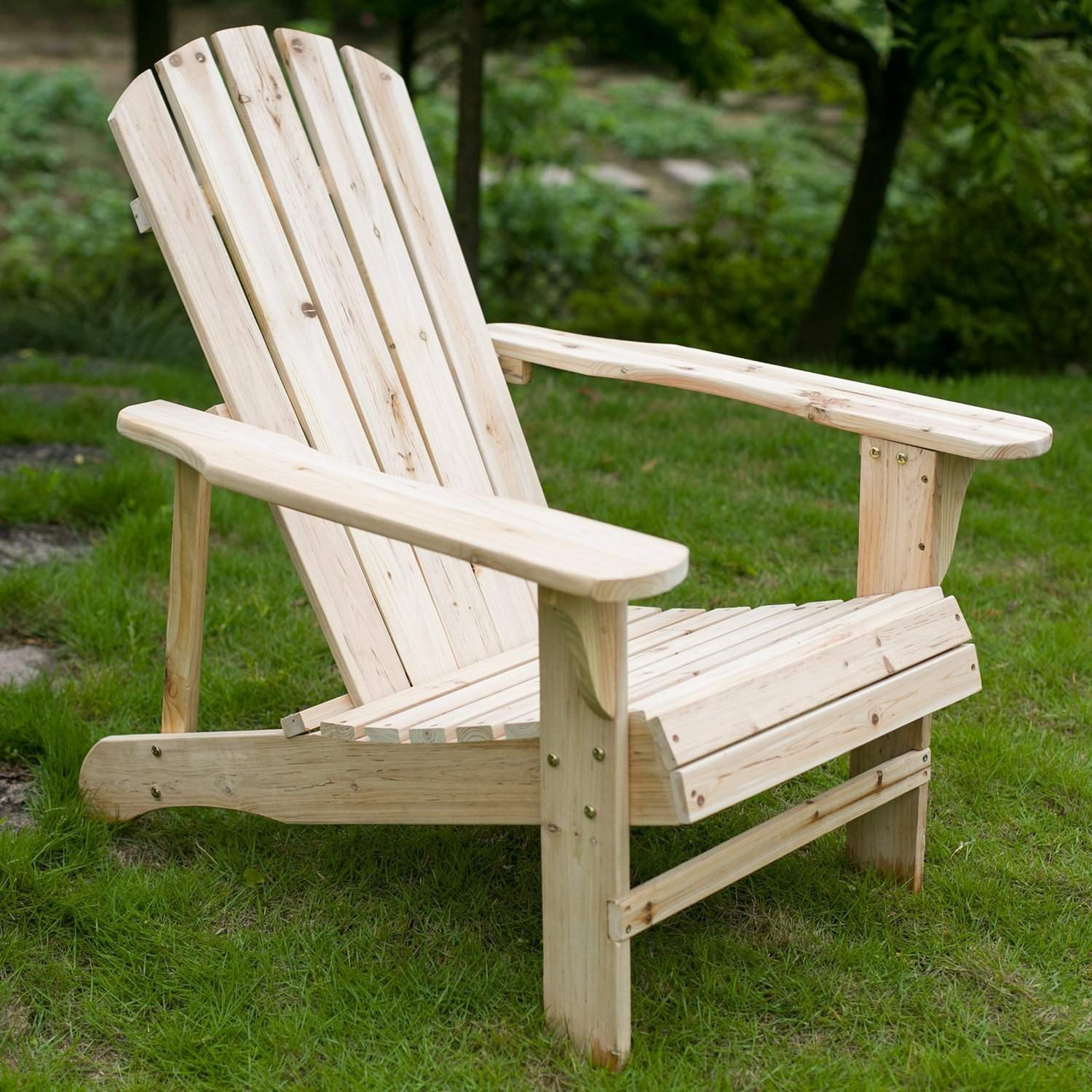 Best ideas about Wooden Patio Furniture . Save or Pin Top 10 Best Wood Adirondack Chairs 2018 Now.