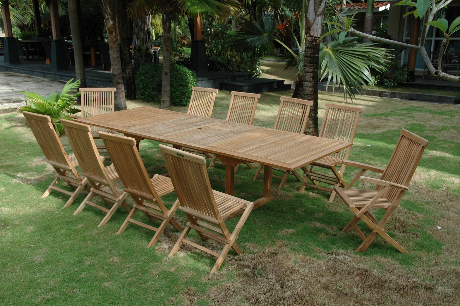Best ideas about Wooden Patio Furniture . Save or Pin line House Plans Wooden Outdoor Furniture fering fort Now.