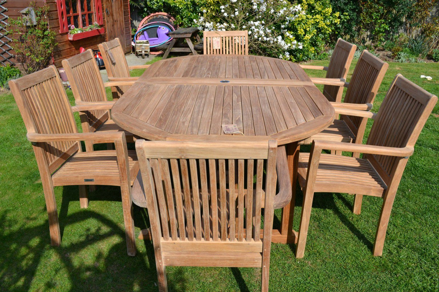 Best ideas about Wooden Patio Furniture . Save or Pin Choosing the Right Outdoor Wood Furniture Now.