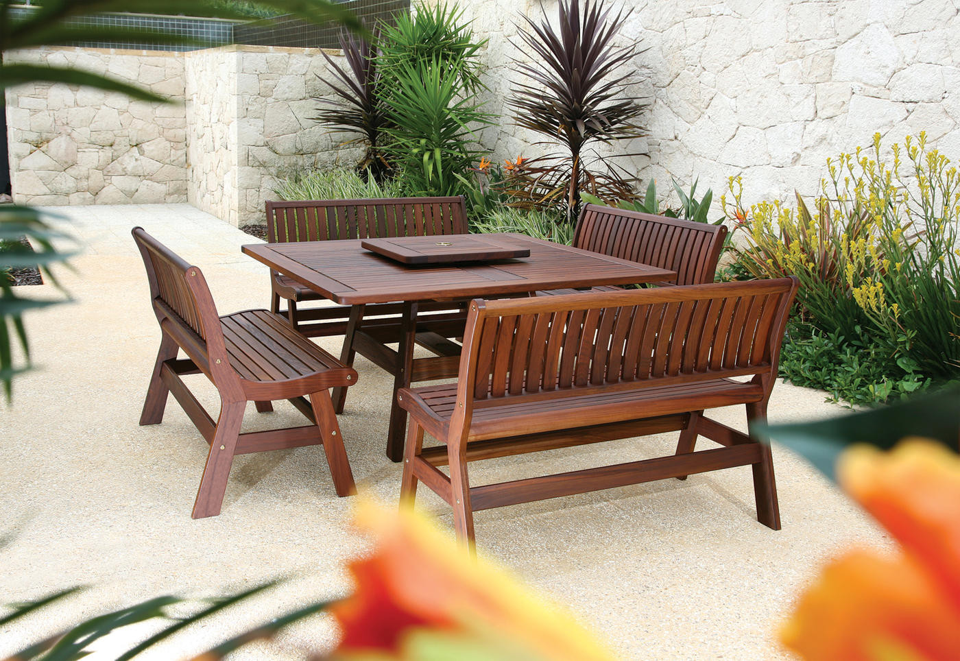 Best ideas about Wooden Patio Furniture . Save or Pin Restore a Teak Dining TableTEAK FURNITURES Now.