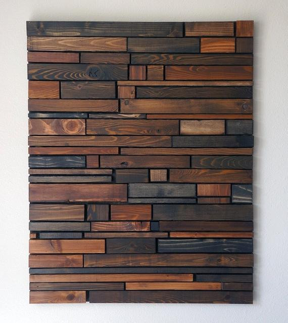Best ideas about Wooden Wall Art . Save or Pin Wood Wall Art Now.