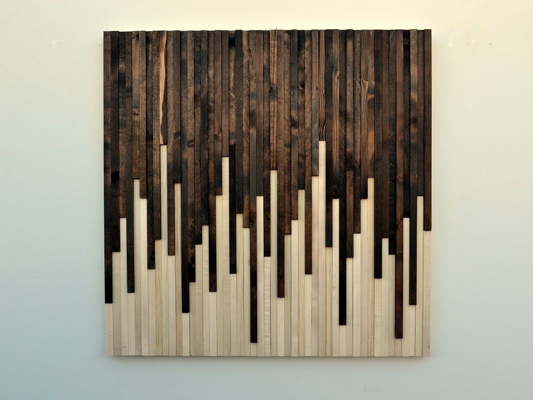 Best ideas about Wooden Wall Art . Save or Pin Rustic Wood Wall Art Wood Sculpture Wall by moderntextures Now.
