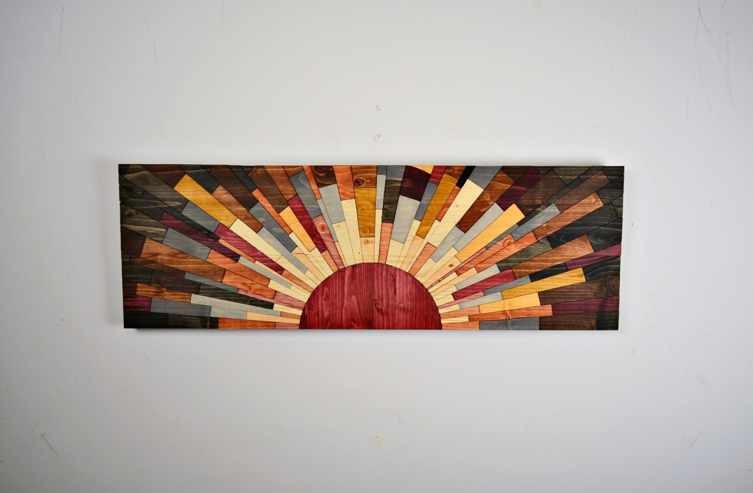 Best ideas about Wooden Wall Art . Save or Pin Wood wall art EDGE of THE DAY wooden wall art Now.