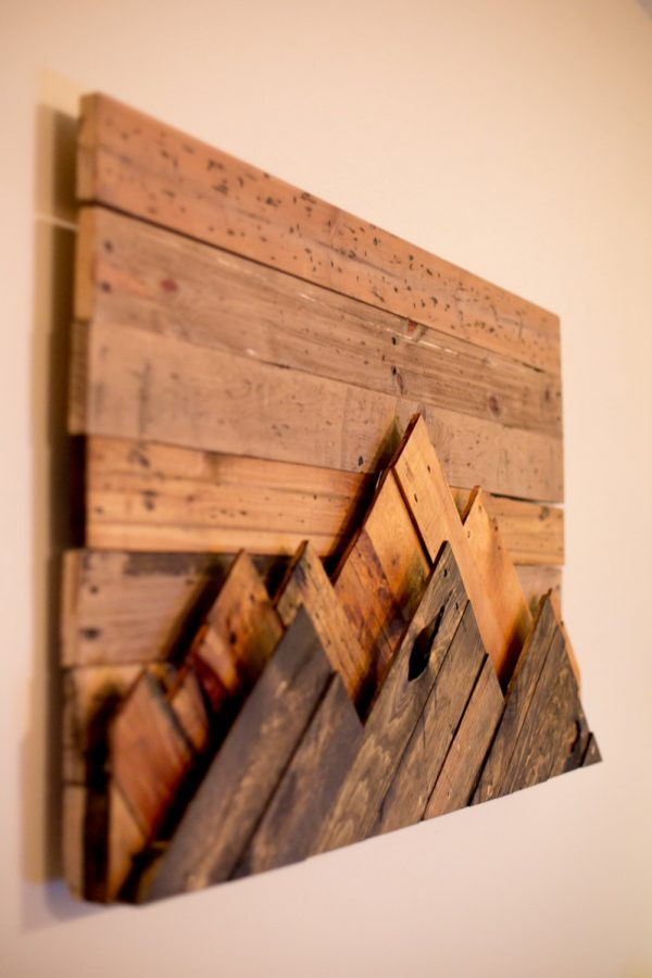 Best ideas about Wooden Wall Art . Save or Pin 50 Wooden Wall Decor Art Finds To Help You Add Rustic Now.