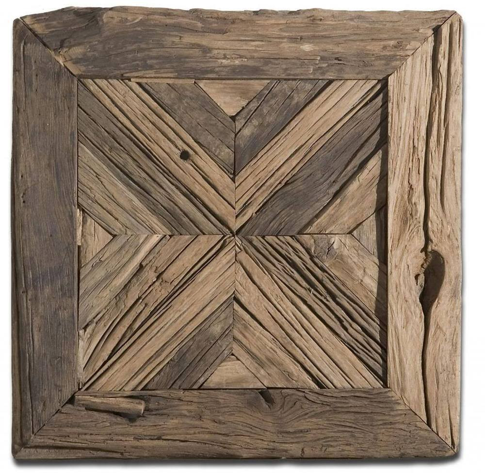 Best ideas about Wooden Wall Art . Save or Pin Luxe Horchow RUSTIC PINE Reclaimed Wood Wall Art SQUARE Now.
