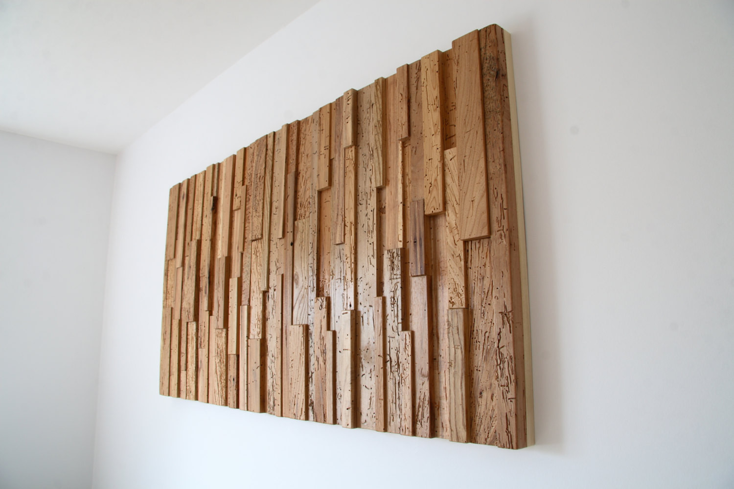 Best ideas about Wooden Wall Art . Save or Pin Outstanding Reclaimed Wood Wall Art Style Motivation Now.