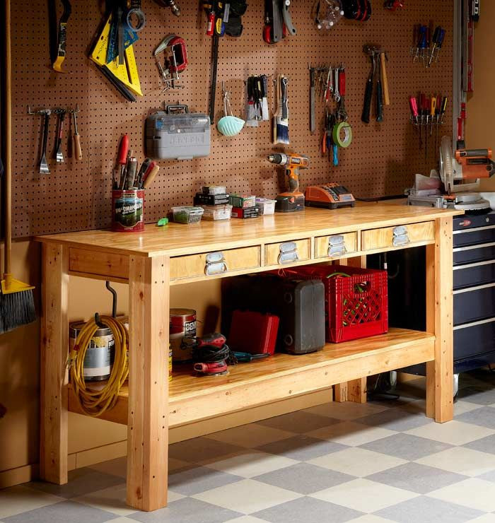 Best ideas about Workbench DIY Plans . Save or Pin Best 25 Workbench plans ideas on Pinterest Now.