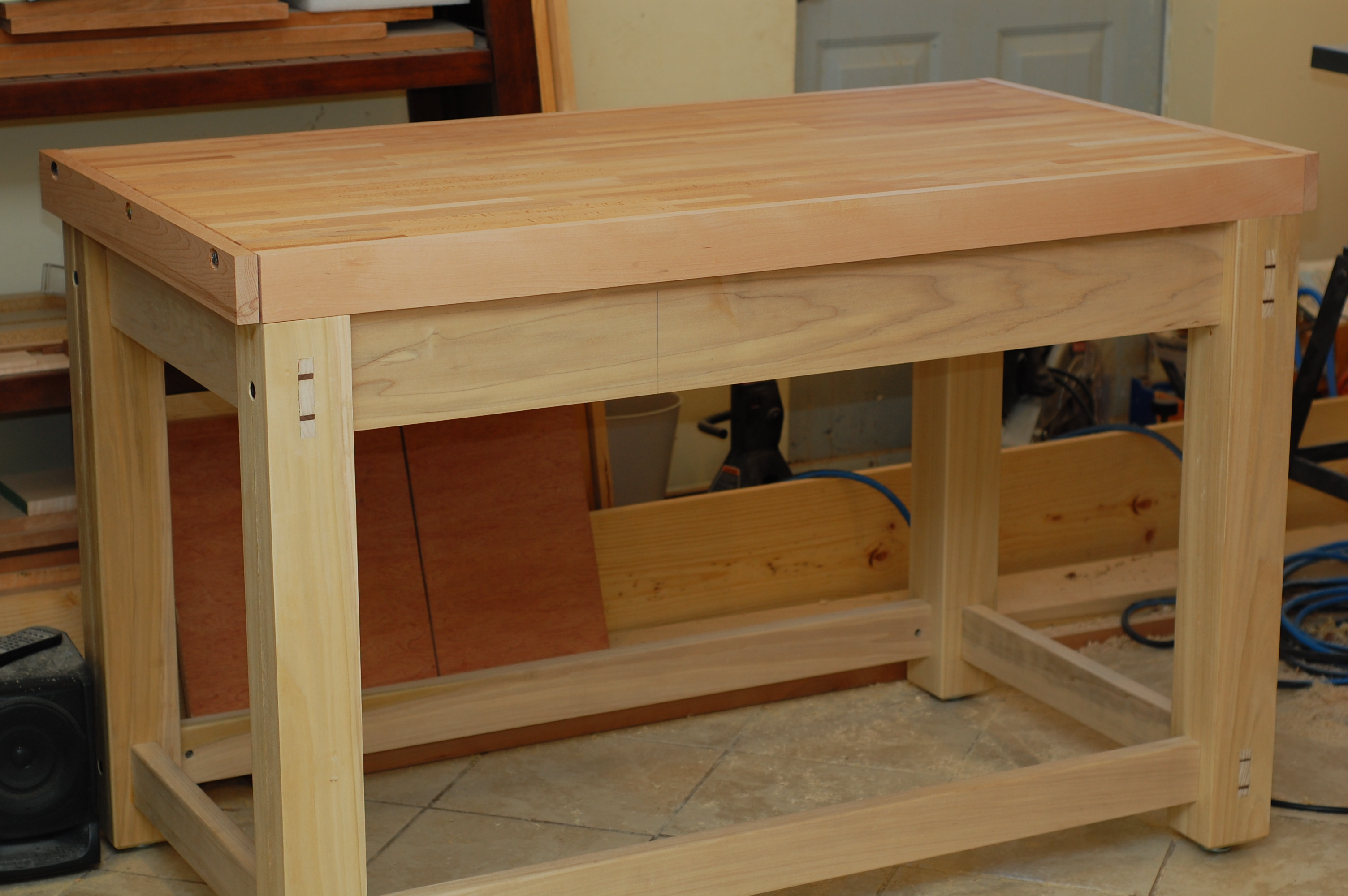 Best ideas about Workbench DIY Plans . Save or Pin woodworking workbench Cross Grain Now.
