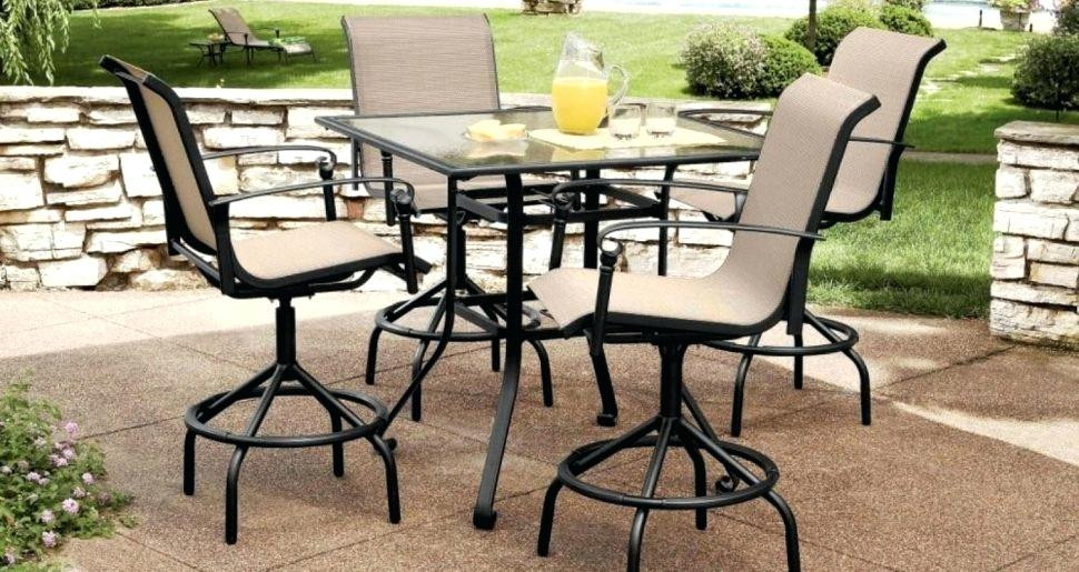 Best ideas about Wrought Iron Patio Furniture Lowes . Save or Pin Cast Iron Patio Set Table Chairs Garden Furniture Now.
