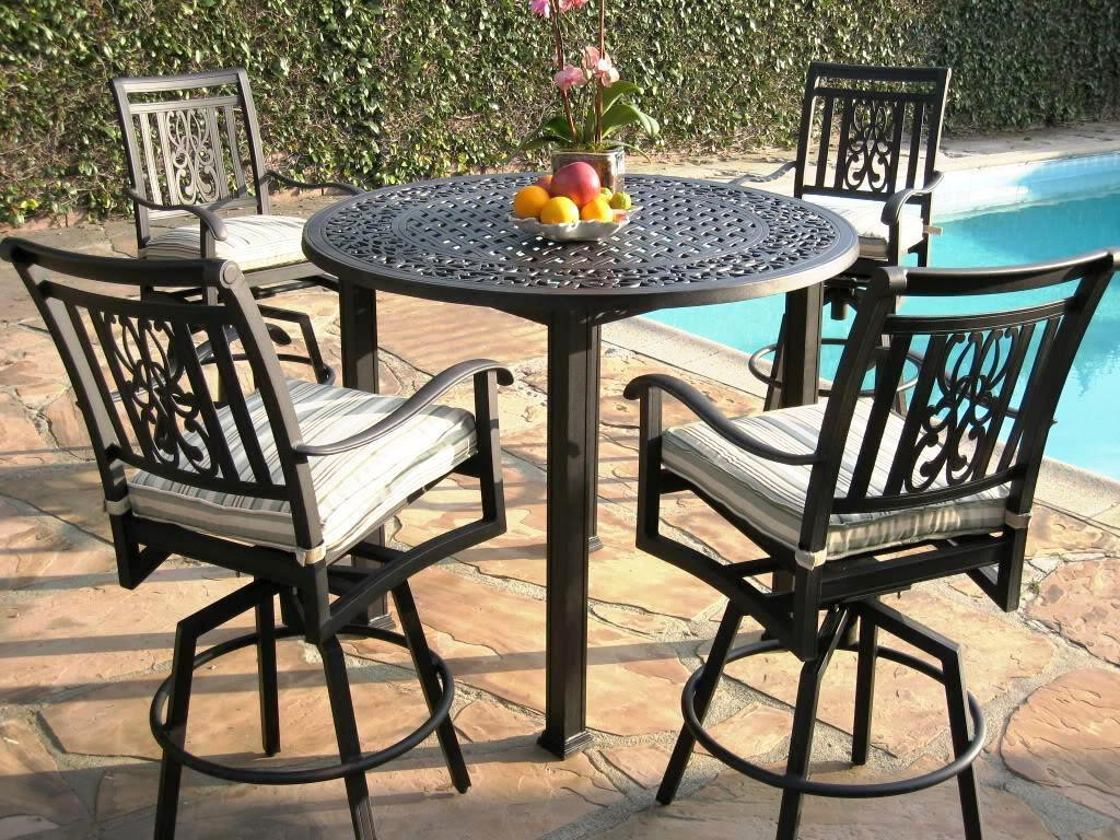 Best ideas about Wrought Iron Patio Furniture Lowes . Save or Pin Metal Patio Furnitureca Beautiful s Design Amazing Now.