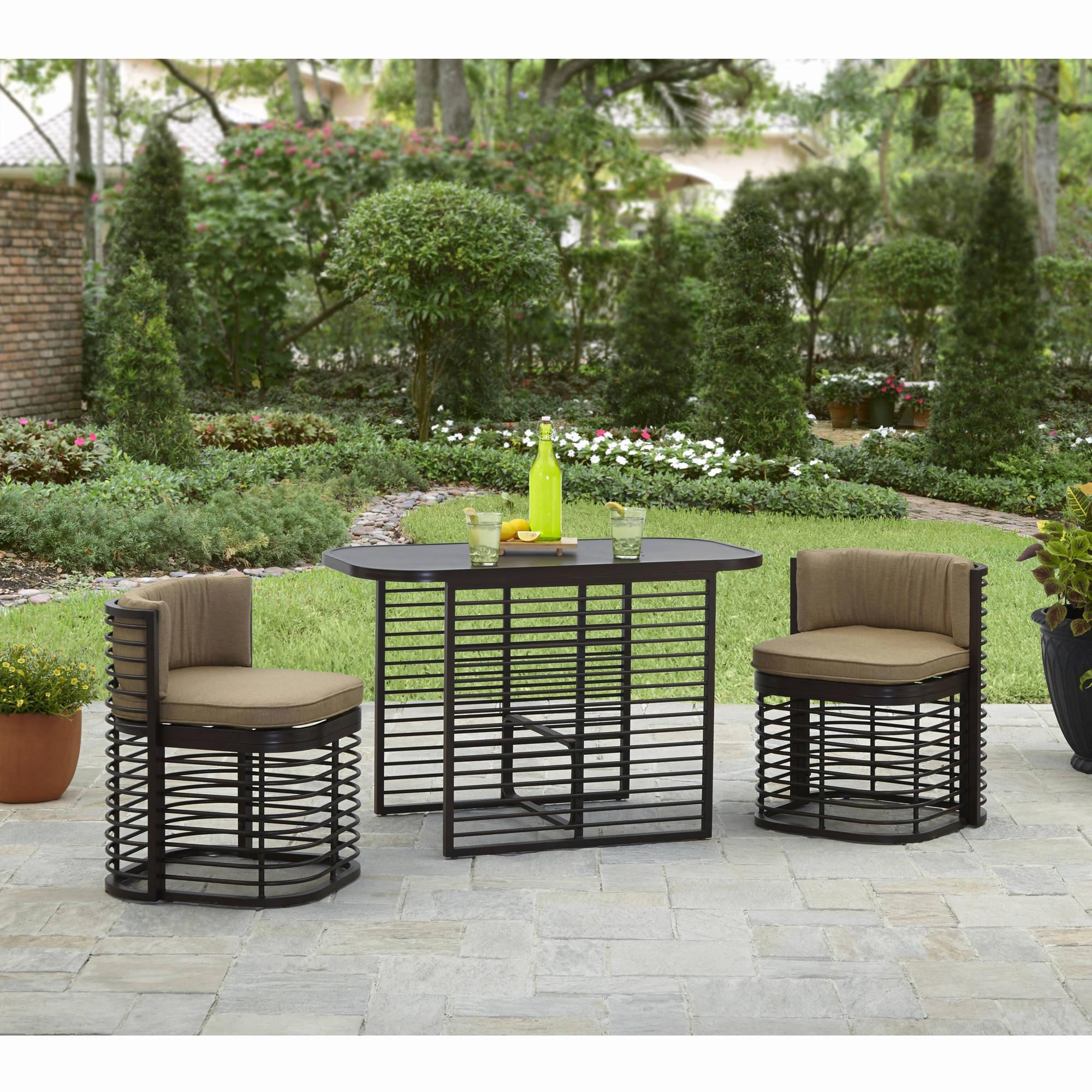 Best ideas about Wrought Iron Patio Furniture Lowes . Save or Pin Wrought Iron Patio Furniture Lowes Modern Outdoor Ideas Now.