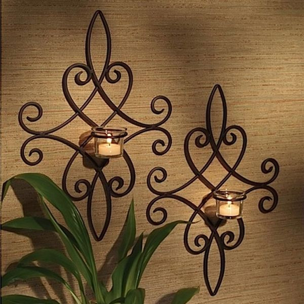 Best ideas about Wrought Iron Wall Art . Save or Pin 25 best ideas about Wrought iron wall decor on Pinterest Now.