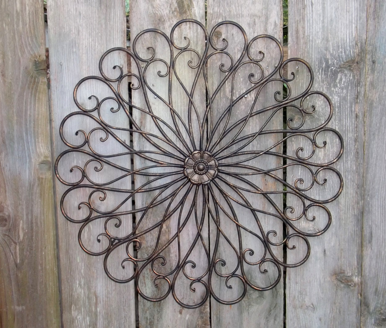 Best ideas about Wrought Iron Wall Art . Save or Pin Wall Wrought Iron Decor Round Wrought by Now.
