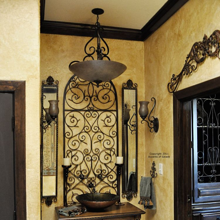 Best ideas about Wrought Iron Wall Art . Save or Pin Best 25 Iron wall decor ideas on Pinterest Now.