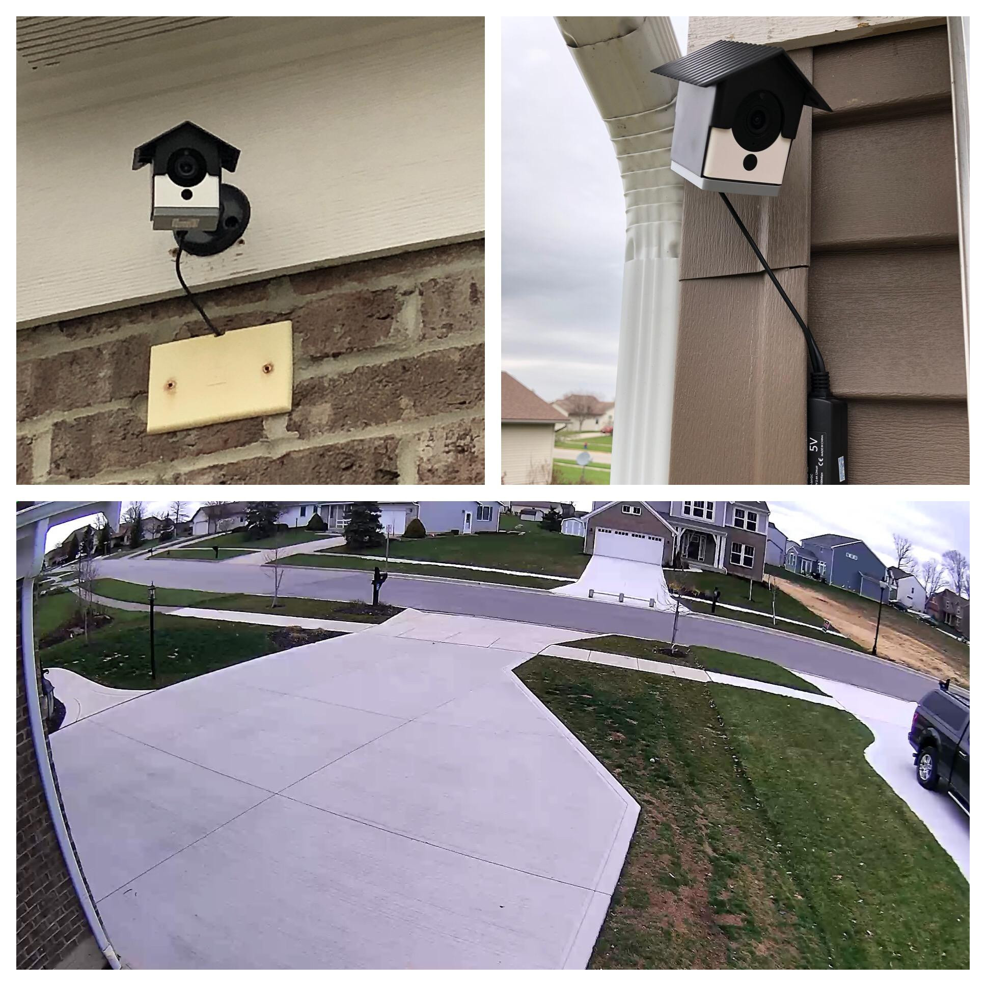 Best ideas about Wyze Cam Outdoor . Save or Pin How to Power source Wyze Cameras outside the house newbee Now.