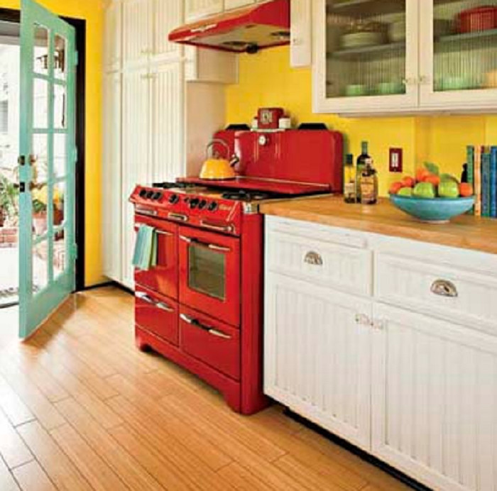 Best ideas about Yellow Kitchen Decorating Ideas . Save or Pin 39 Best Ideas Desain & Decor Yellow Kitchen Accessories Now.
