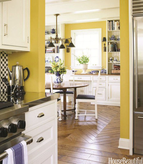 Best ideas about Yellow Kitchen Decorating Ideas . Save or Pin Yellow Kitchens Ideas for Yellow Kitchen Decor Now.