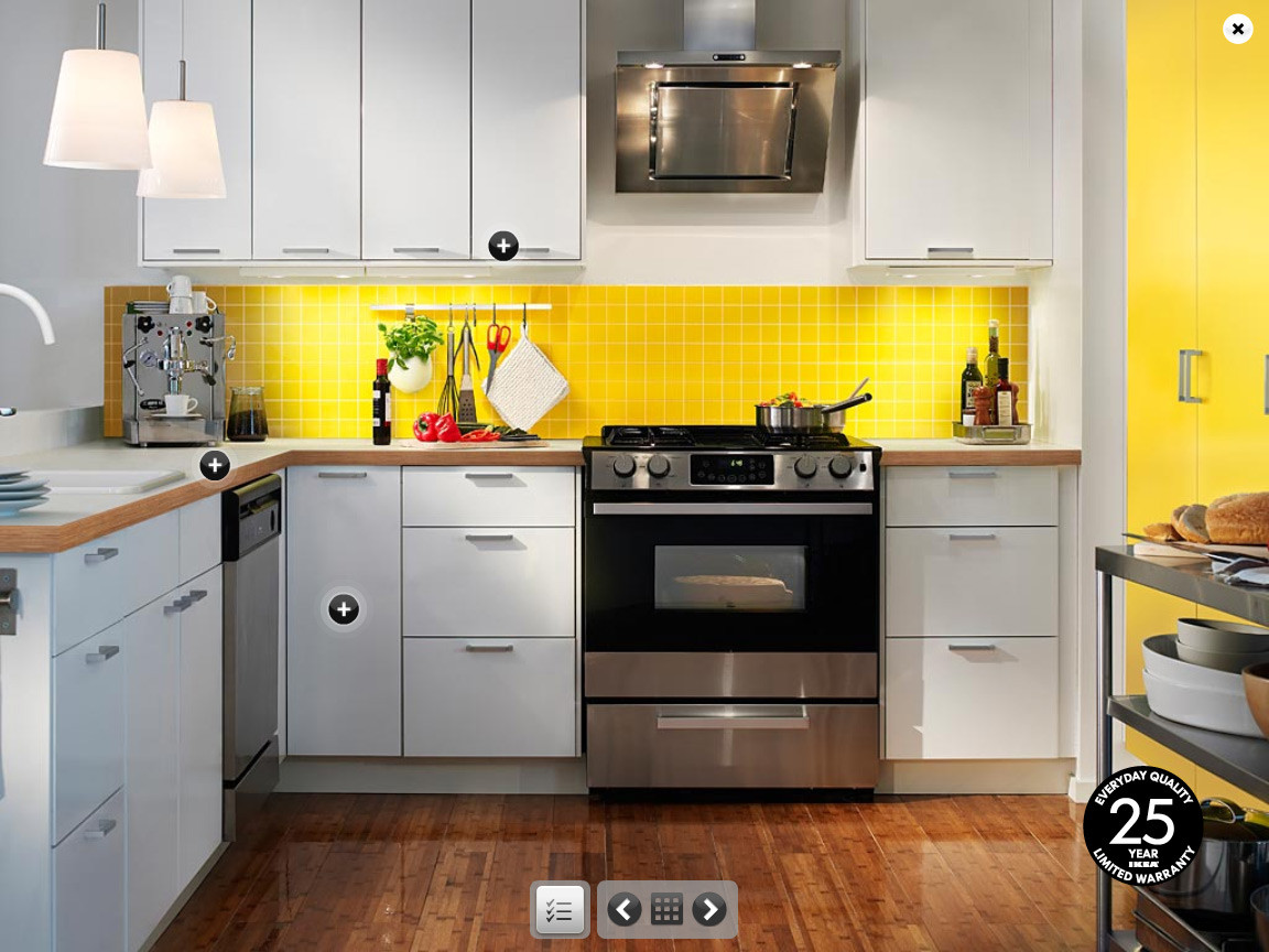 Best ideas about Yellow Kitchen Decorating Ideas . Save or Pin Yellow Kitchens Now.
