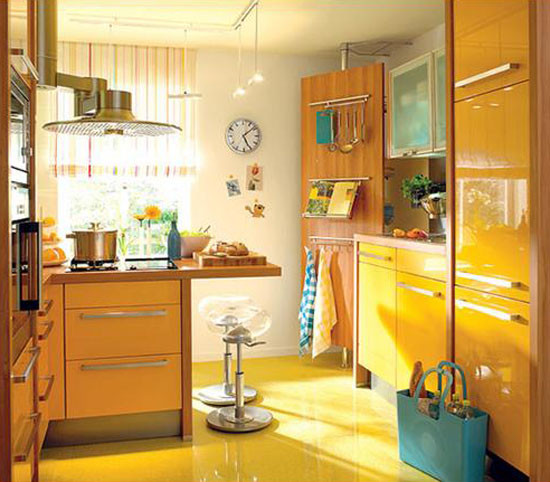 Best ideas about Yellow Kitchen Decorating Ideas . Save or Pin Color Splash – Rock n Roll Problems Now.