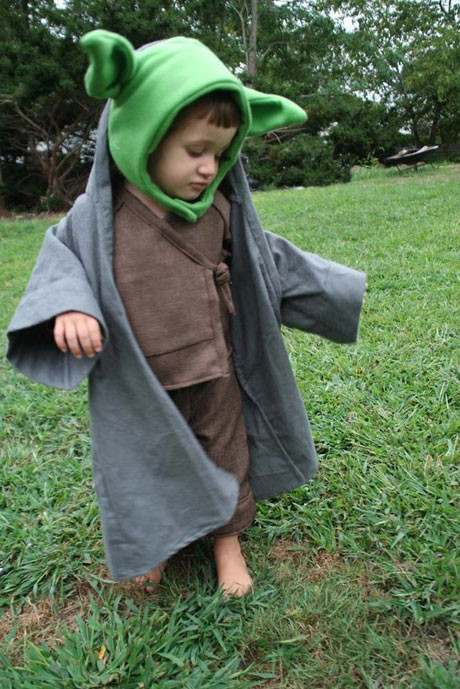 Best ideas about Yoda Costume DIY . Save or Pin Yoda Costumes Now.