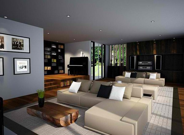 Best ideas about Zen Living Room . Save or Pin 15 Zen Inspired Living Room Design Ideas Now.
