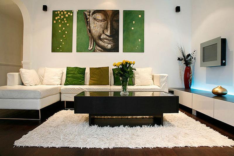 Best ideas about Zen Living Room . Save or Pin Zen Interior Design Ideas Simple Calm & Minimalistic Now.