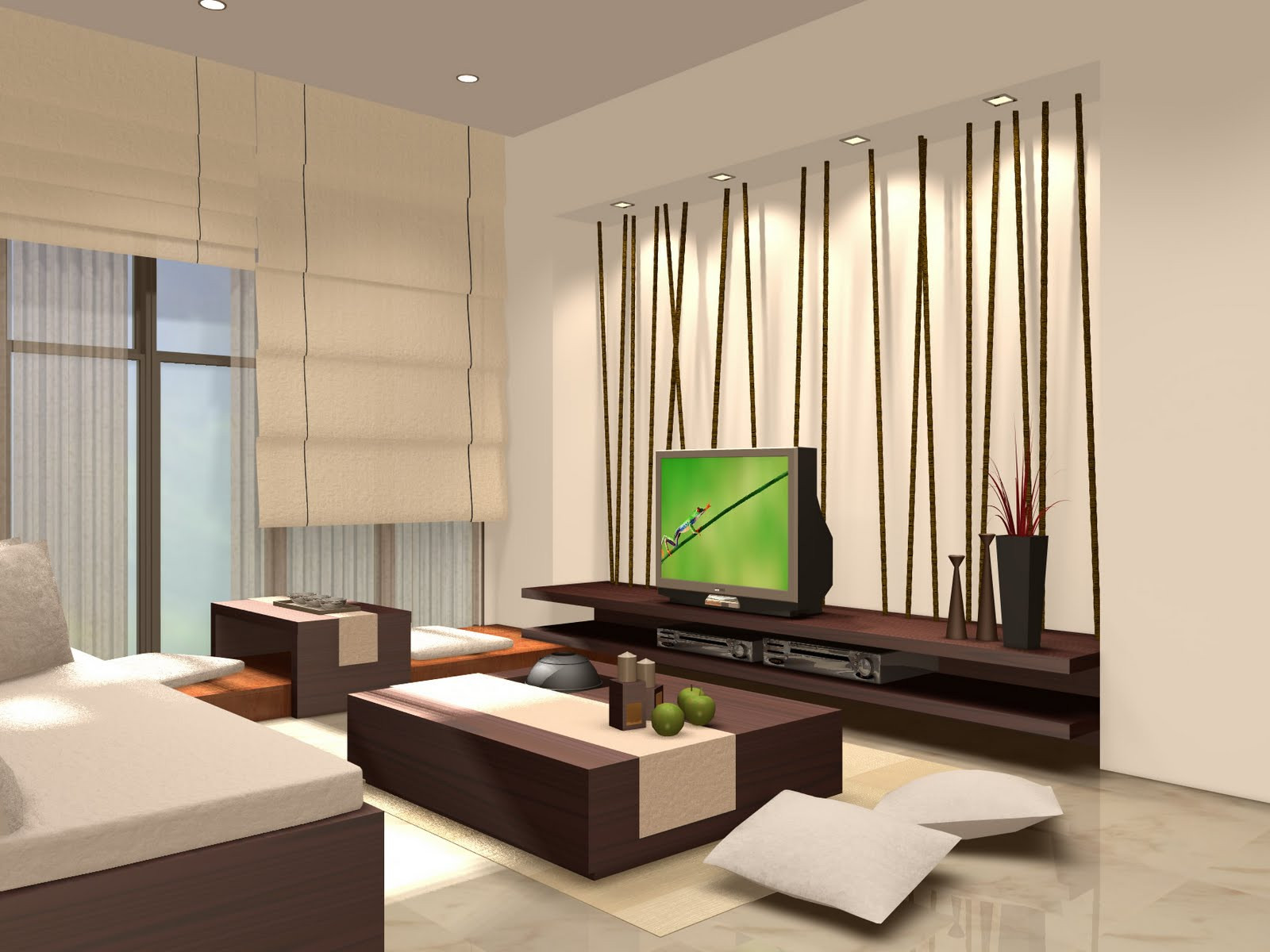 Best ideas about Zen Living Room . Save or Pin 11 eleven Decorating Zen Now.