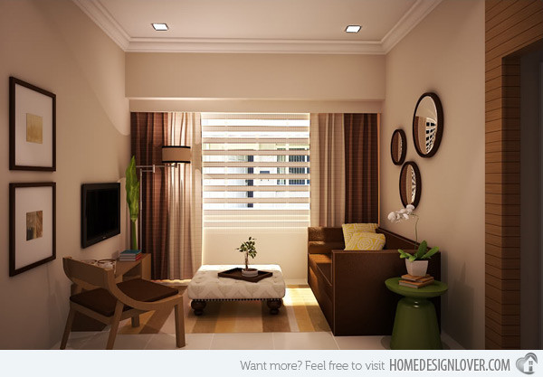 Best ideas about Zen Living Room . Save or Pin 15 Zen Inspired Living Room Design Ideas Living room and Now.