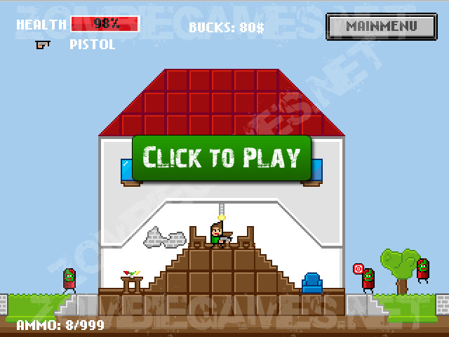Best ideas about Zombies In Your Backyard . Save or Pin Megapost juegos flash de Zombies [Parte 1] Taringa Now.