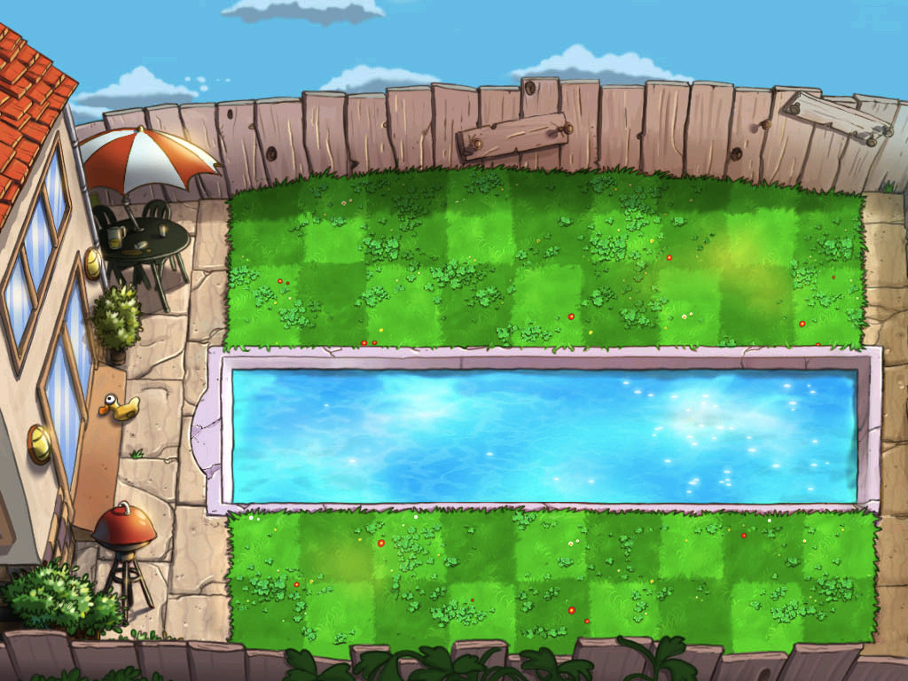 Best ideas about Zombies In Your Backyard . Save or Pin Pool Plants vs Zombies Wiki the free Plants vs Now.