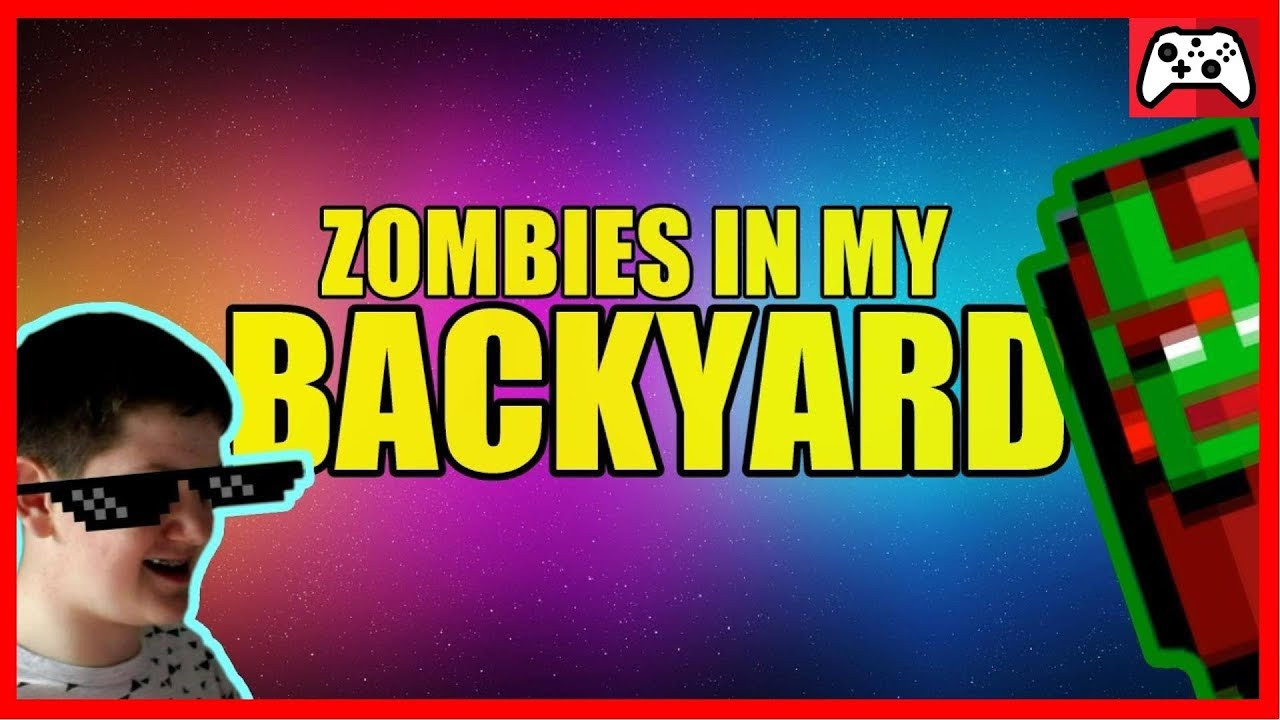Best ideas about Zombies In Your Backyard . Save or Pin ZOMBIES IN MY BACKYARD Now.