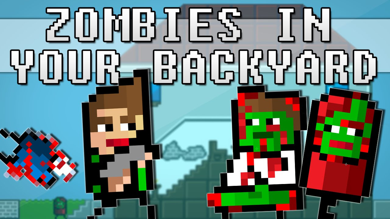 Best ideas about Zombies In Your Backyard . Save or Pin ZOMBIES IN YOUR BACKYARD Now.