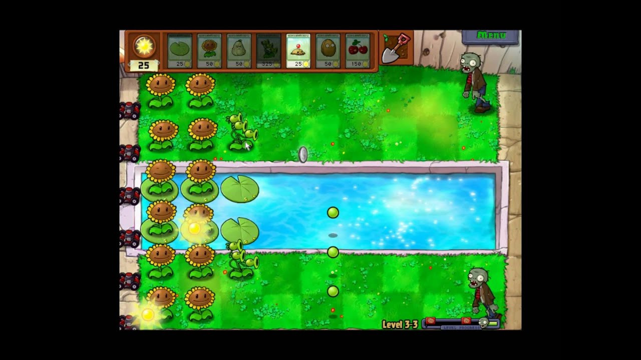 Best ideas about Zombies In Your Backyard . Save or Pin plants vs zombies backyard level 3 3 Now.