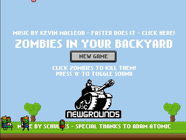 Best ideas about Zombies In Your Backyard . Save or Pin Zombies In Your Backyard Game Erst Games Now.