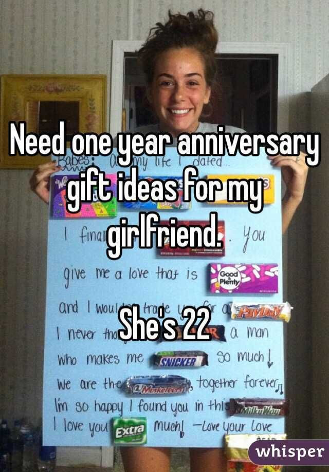 Best ideas about 1 Year Anniversary Gift Ideas For Her . Save or Pin 1 Year Anniversary Gifts For Her Ideas Now.