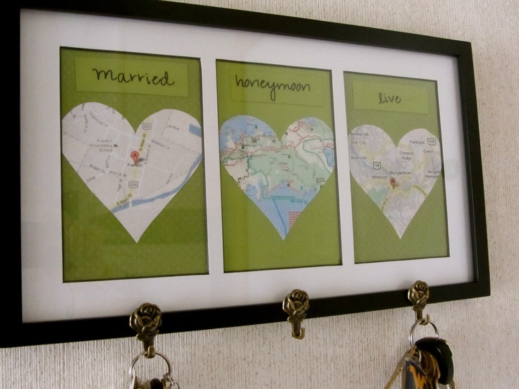 Best ideas about 1 Year Anniversary Gift Ideas For Her . Save or Pin 5 Creative Paper Gift Ideas for Your 1st Wedding Anniversary Now.