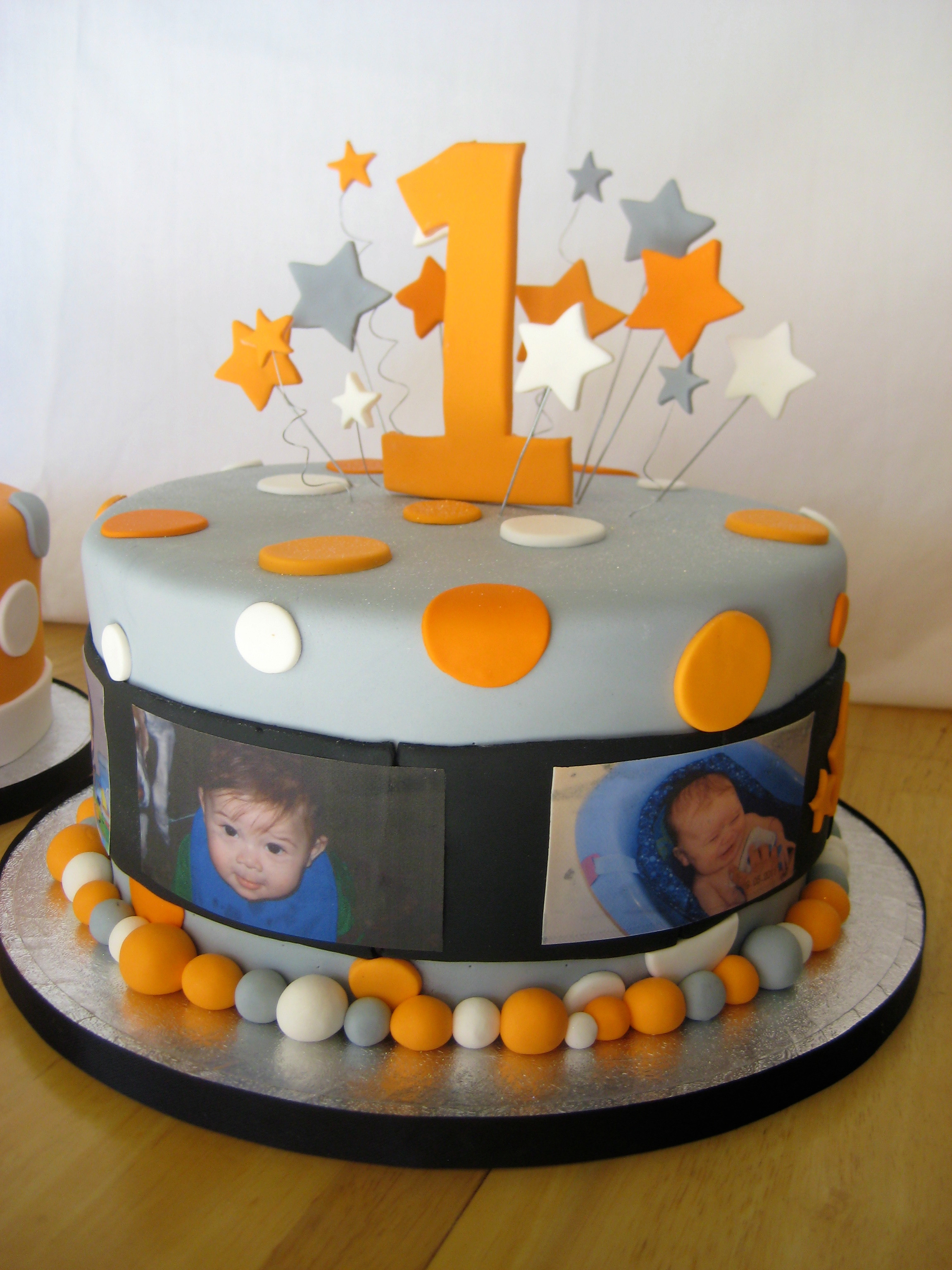 Best ideas about 1 Year Old Birthday Cake . Save or Pin e Year Old in a FLASH cake – Stars Edible and Now.