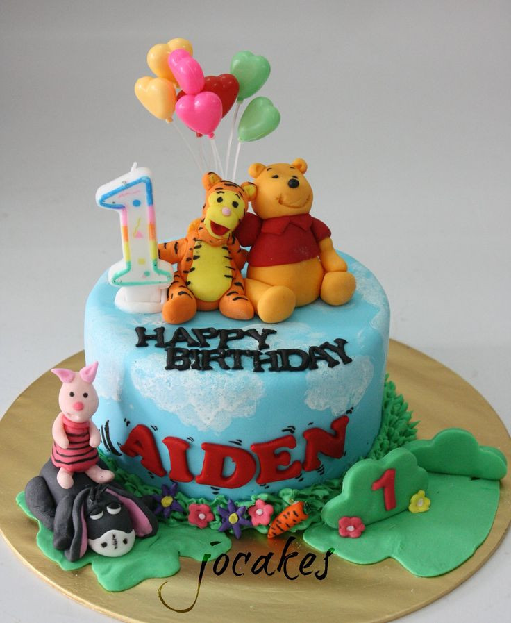 Best ideas about 1 Year Old Birthday Cake . Save or Pin one year old boy birthday cake Now.